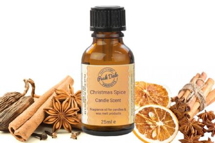 Candle Fragrance Oil - Christmas Spice 25ml